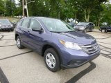 2013 Twilight Blue Metallic Honda CR-V LX AWD #82846498