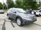2013 Polished Metal Metallic Honda CR-V EX-L AWD #82846495