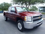 2013 Chevrolet Silverado 2500HD LT Extended Cab Data, Info and Specs