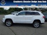 2014 Bright White Jeep Grand Cherokee Summit 4x4 #82846184