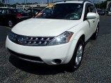 2007 Glacier Pearl White Nissan Murano S AWD #82845981