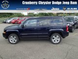 2014 True Blue Pearl Jeep Patriot Latitude 4x4 #82846180