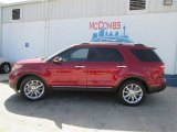 2013 Ruby Red Metallic Ford Explorer Limited #82846074