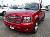 2013 Crystal Red Tintcoat Chevrolet Tahoe LTZ 4x4 #82845974