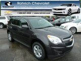 2013 Tungsten Metallic Chevrolet Equinox LT AWD #82846582