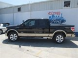 2013 Kodiak Brown Metallic Ford F150 Lariat SuperCrew 4x4 #82846067