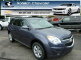 2013 Atlantis Blue Metallic Chevrolet Equinox LT AWD #82846581