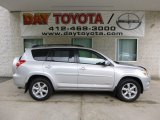2011 Classic Silver Metallic Toyota RAV4 Limited 4WD #82846064