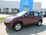 2013 Basque Red Pearl II Honda CR-V LX AWD #82846478