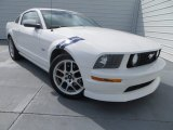 2005 Performance White Ford Mustang GT Premium Coupe #82846285