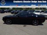 2013 Pitch Black Dodge Challenger R/T Redline #82846165