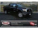 2013 Black Toyota Tundra CrewMax 4x4 #82845955