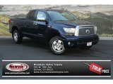 2013 Nautical Blue Metallic Toyota Tundra Limited Double Cab 4x4 #82845953