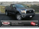 2013 Magnetic Gray Metallic Toyota Tundra Double Cab 4x4 #82845952