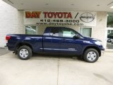 2013 Nautical Blue Metallic Toyota Tundra Double Cab 4x4 #82846057