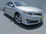 2013 Classic Silver Metallic Toyota Camry SE #82846282