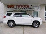 2013 Blizzard White Pearl Toyota 4Runner SR5 4x4 #82846052