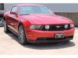 2011 Red Candy Metallic Ford Mustang GT Premium Coupe #82846571