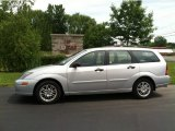 2003 CD Silver Metallic Ford Focus ZTW Wagon #82846373