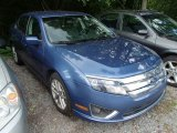 2010 Sport Blue Metallic Ford Fusion SEL #82846049