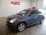 2013 Atlantis Blue Metallic Chevrolet Equinox LT #82846646