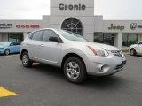2012 Brilliant Silver Nissan Rogue S #82846266
