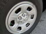 2013 Nissan Frontier S King Cab Wheel