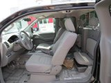 2013 Nissan Frontier S King Cab Front Seat