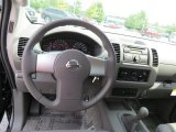 2013 Nissan Frontier S King Cab Dashboard