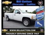 2013 Summit White Chevrolet Silverado 1500 Work Truck Regular Cab #82846555