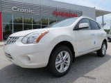 2013 Pearl White Nissan Rogue SV #82846346