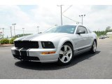 2007 Satin Silver Metallic Ford Mustang GT Premium Coupe #82846440