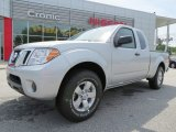 2013 Brilliant Silver Nissan Frontier SV King Cab #82846338