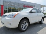 2013 Pearl White Nissan Rogue SV #82846329