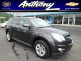 2013 Tungsten Metallic Chevrolet Equinox LT AWD #82895970