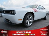 2013 Bright White Dodge Challenger R/T #82895745