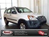 2006 Taffeta White Honda CR-V LX #82895639