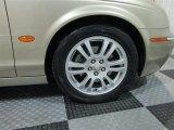 Jaguar S-Type 2005 Wheels and Tires