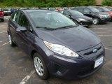 2013 Violet Gray Ford Fiesta SE Hatchback #82895729