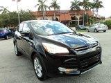 2013 Tuxedo Black Metallic Ford Escape SEL 2.0L EcoBoost #82895727