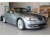 2011 Space Gray Metallic BMW 3 Series 335i Convertible #82895854