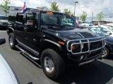 2005 Hummer H2 Black