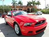 2013 Race Red Ford Mustang V6 Coupe #82895724