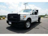 2012 Oxford White Ford F250 Super Duty XL Crew Cab Chassis #82895898