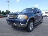 2003 Medium Wedgewood Blue Metallic Ford Explorer Eddie Bauer 4x4 #82895665