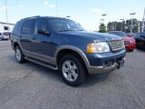 Medium Wedgewood Blue Metallic Ford Explorer in 2003