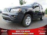 2014 Maximum Steel Metallic Jeep Compass Latitude #82895768