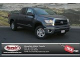 2013 Magnetic Gray Metallic Toyota Tundra Double Cab 4x4 #82895617