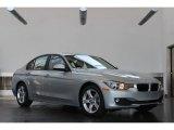 2013 Glacier Silver Metallic BMW 3 Series 320i Sedan #82895838