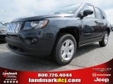2014 Maximum Steel Metallic Jeep Compass Latitude #82895766